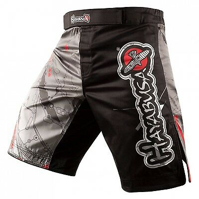 MMA Fight Boxing Shorts Grappling Cage Kick UFC Short Black Muay Thai Sports New