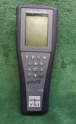 YSI PROFESSIONAL PLUS  Water quality meter - NO RESERVE -