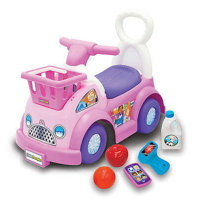 Fisher-Price Little People Shop 'N Roll Ride-On - NEW