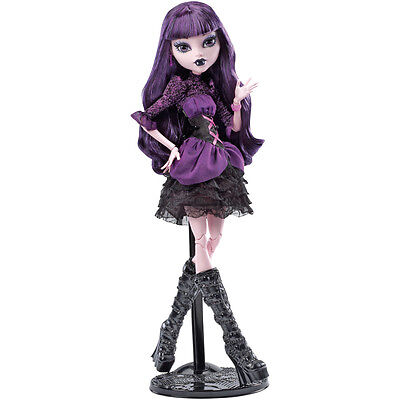 Monster High Frightfully Tall Ghouls Elissabat Doll - NEW