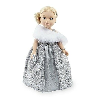 Journey Girls 2016 New York City Holiday Doll Blonde - NEW