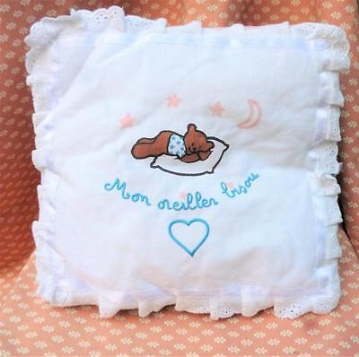 French Baby's Bedtime Cloth Book from Casterman 2006