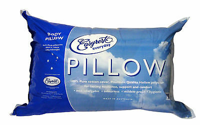 NEW Everyday Body Pillow - Easy Rest,Pillows