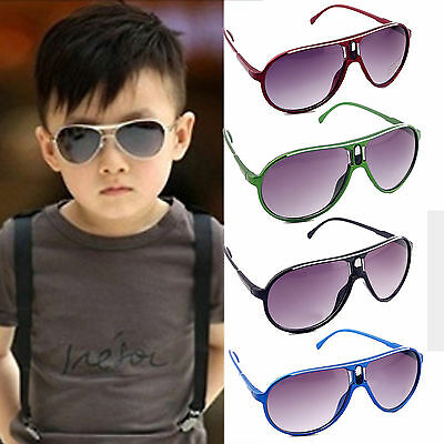 Style Stylish Child Kids Boys Girl Aviator UV400 Sunglasses Shades Baby Goggles!