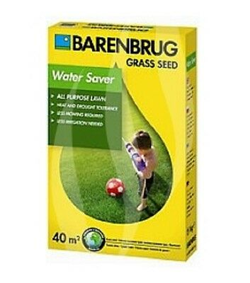 Lawn Seed Barenbrug Water Saver Drought Resistant Grass