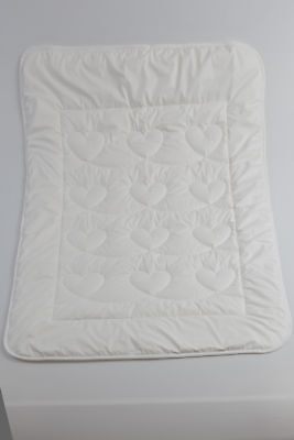NEW Baby Wool Standard Cot Quilt
