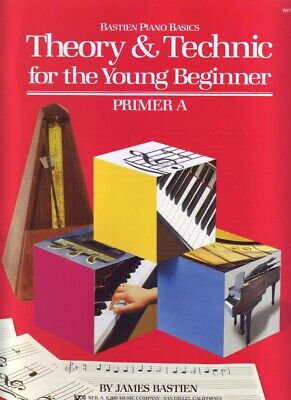Bastien Piano Basics: Theory & Technic for the Young Beginner Primer A - Kjos...