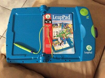 Leap Pad Learning System with book and cartridge