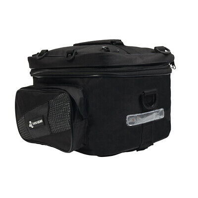 Universal Motorcycle Scooter Motorbike Front Tank Bag Tail Bag Luggage