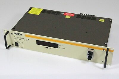 BERTAN - 1 kV 30 mA High Voltage DC Power Supply - 205B-01R