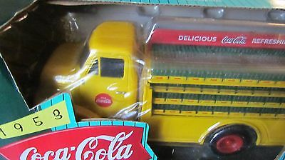 Coca-Cola 1953 Ford Truck Die-Cast Bank - Ertl in Original Box