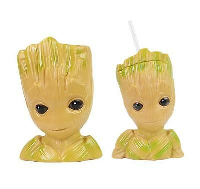 New Guardians of the Galaxy Vol. 2 Movie Baby Groot Cup, Popcorn Groot Tub