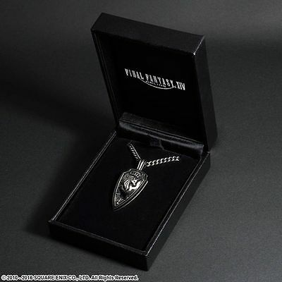 SQUARE ENIX FINAL FANTASY XIV Silver Pendant  Unbreakable Bonds New From Japan