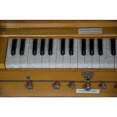 Lovely Design Harmonium 7 Stopper  39 Keys Tuned to A440 With Bag