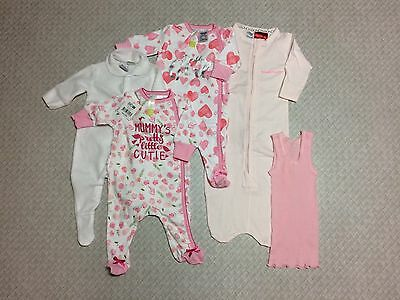 Baby Girls Clothing Bulk Size 000 Lot 3