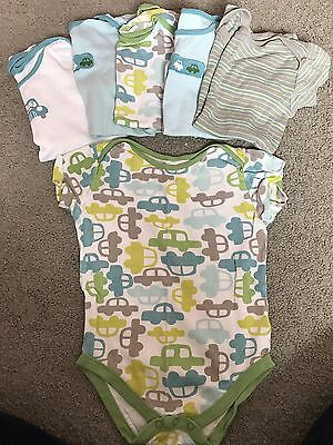 Boys Car Themed Vests 1.5-2 Years