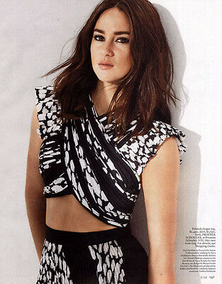 Shailene Woodley-52 Ads & Clippings of  American Actress
