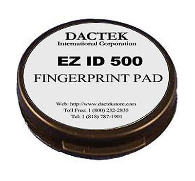 "1.5"" Inkless Thumbprint Pad 3-packs"