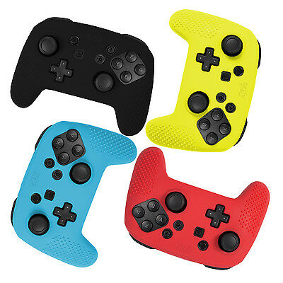 Orzly FlexiCase Cover Case Protection for Nintendo Switch Pro Controllers