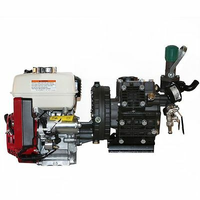 Udor Kappa 55 Diaphragm Pump & Honda GX160QXE Engine Combo VIP NEXT DAY DELIVERY