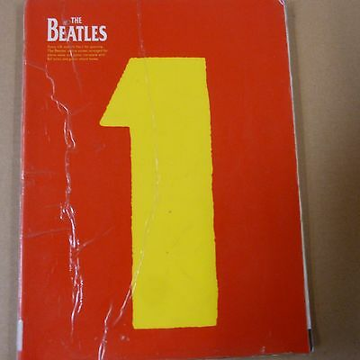 songbook THE BEATLES 1, 2000