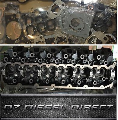 1HD 1HDT HDJ80 New Complete Cylinder head+Full Gasket kit for Toyota 1HD 1HDT