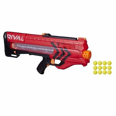Nerf Rival Zeus MXV-1200 Blaster, Red