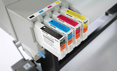 Mutoh Eco-Solvent Ink 440ml Cyan