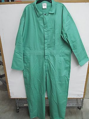 Magid Sparkguard Green Welding Coveralls Flame Resistant 3Xl 8405013951137