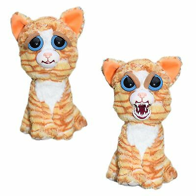 Feisty Pets Princess Pottymouth Plush Stuffed Cat - UK Stock Free Delivery
