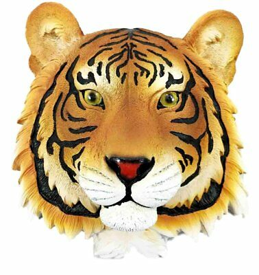 Feral Gaze Bengal Tiger Wall Mount