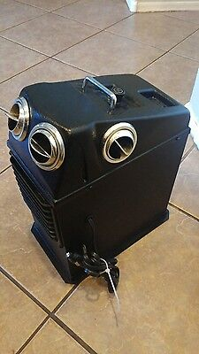 The 12 Volt Swampy Space Koolr Evaporative Cooler Retro Air Conditioner