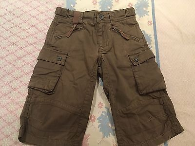 Boys Fat Face Cargo Shorts Age 9