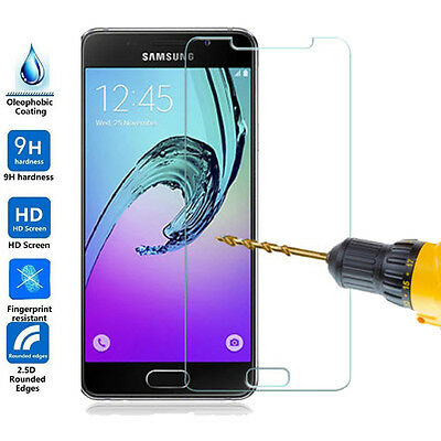 For Various Samsung Galaxy Phones Screen protector guard premium tempered glass