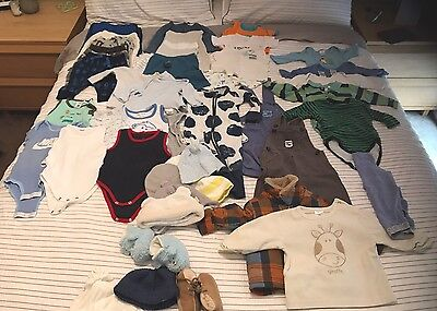 Baby Boy Clothes Winter/Autumn 00