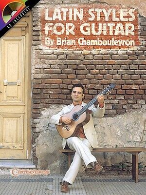 Latin Styles for Guitar Music Book with CD