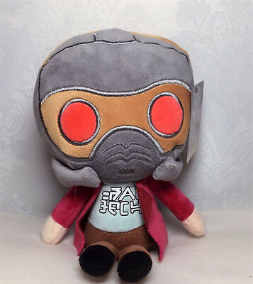 2017 new Guardians of the Galaxy 2 Star Lord Plush Toy Figure