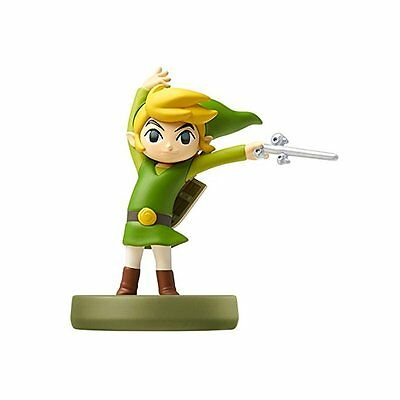 Amiibo Thunlink Wind Tact (The Legend of Zelda Series) Import Japan