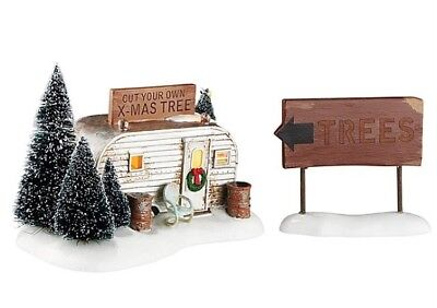 Dept 56 SV Xmas Vacation The Griswold Family Buys A Tree BRAND NEW Free Shipping