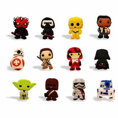 New Loose 12pcs STAR WARS Fridge Magnets Paty Favours Decoration 2-3cm