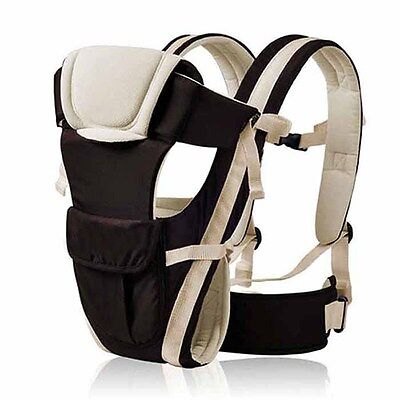 baby carrier sling backpack pouch wrap Breathable Newborn Infant Rider Cotton
