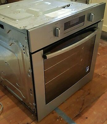 Westinghouse 60 CM Stainless Steel Gas Inbuilt Oven GOR476SNG
