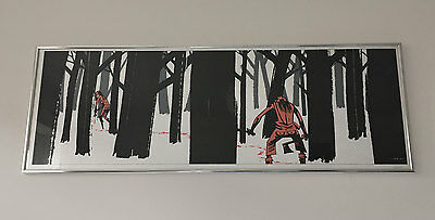 Jamie Hewlett, The Hick, 2005. Edition number 554 of 750. Original print.