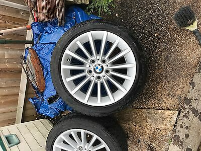 BMW Wheels and Tyres x 4