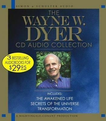 NEW! Wayne Dyer Audio Collection [Audiobook] [CD]