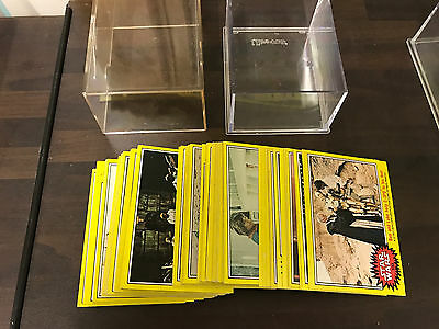 Star Wars 1977 Topps Yellow Series Full Set