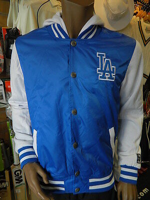 Majestic MLB Los Angeles Dodgers Authentic Hoodie UK Mens Size XL