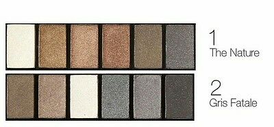 TWO FOCALLURE EYE SHADOW (Both pallettes included in purchase price)
