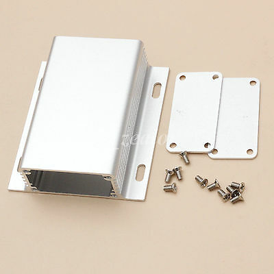 80*71*25mm Aluminum Box Project DIY Case for PCB Instrument Power/Amplifier