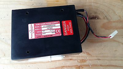 Power Technology L23120AM023752  HeNe Laser Power Supply for ZYGO 7701C/E